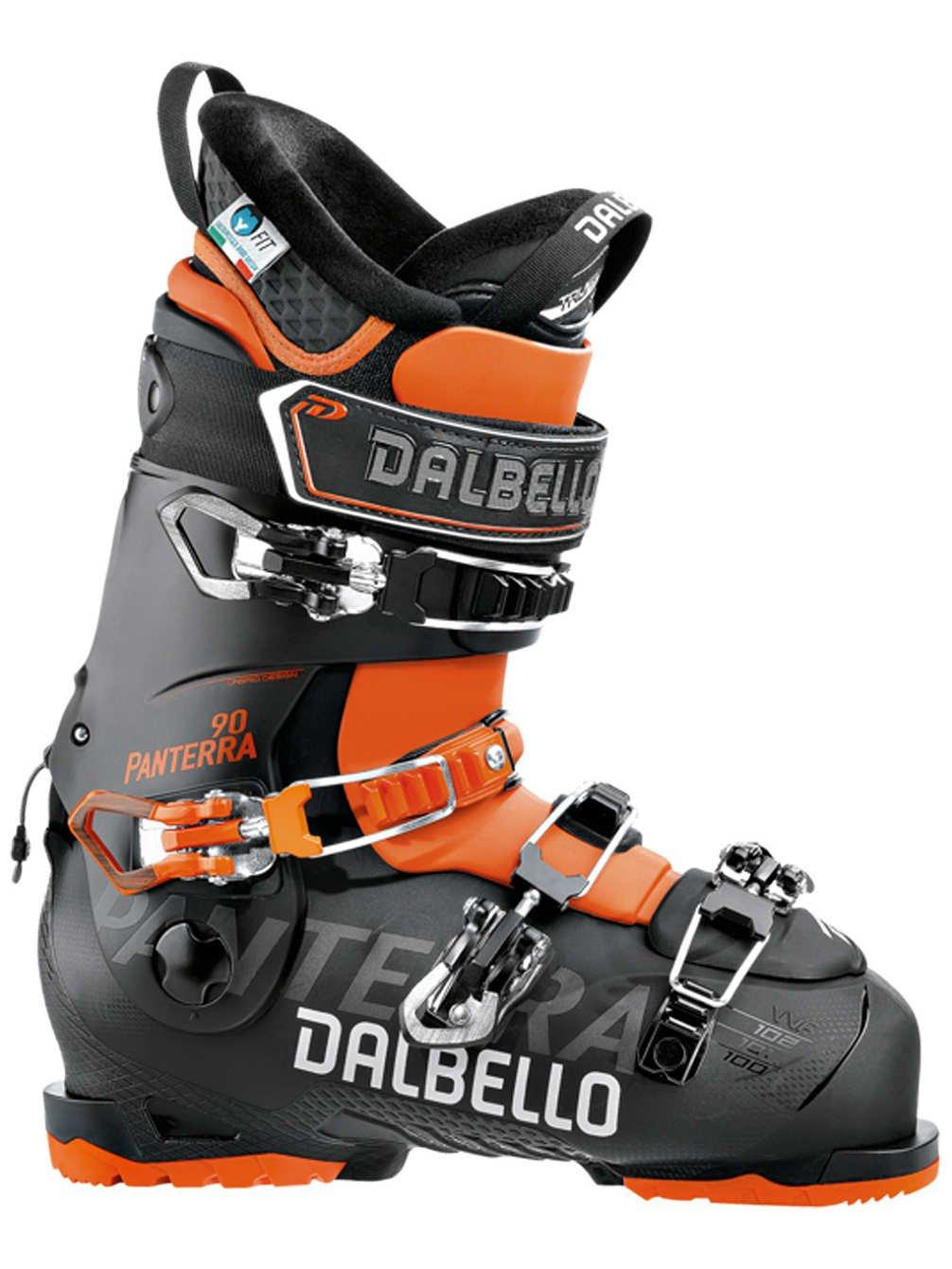 Dalbello Panterra 90 Ski Boots 2018 - 26.5/Black-Orange