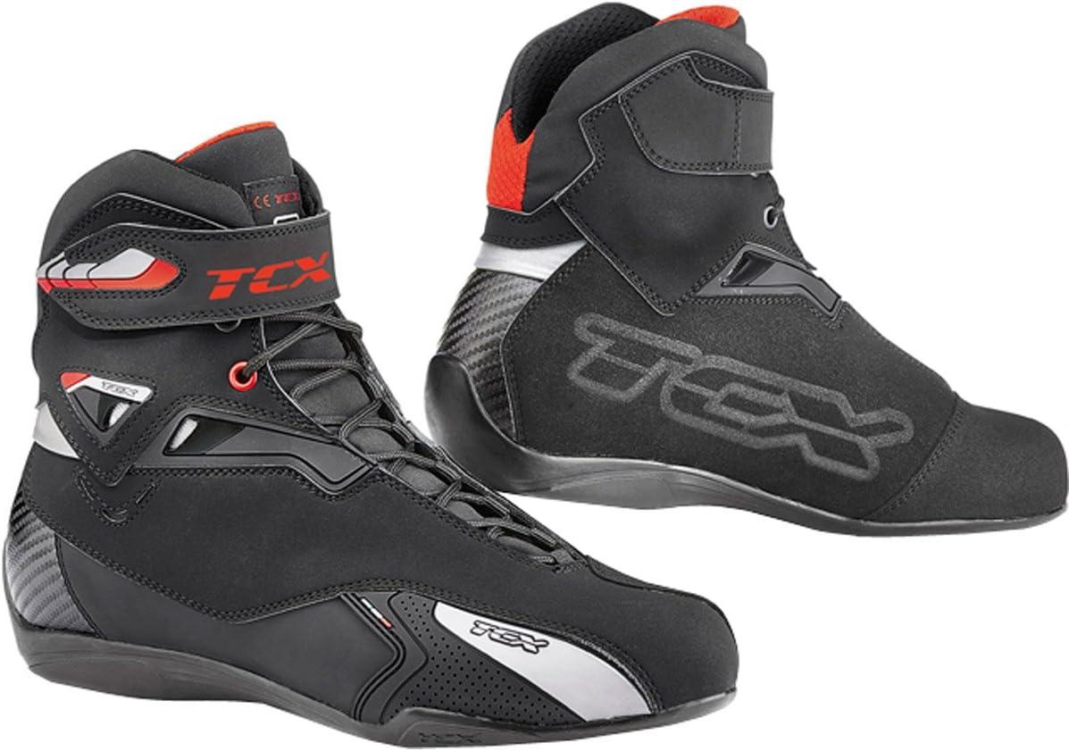 TCX Boots 9505W-NERO-44 RUSH W//P BLACK 44 10
