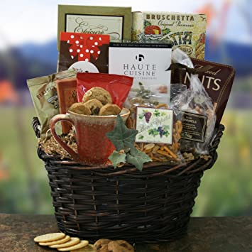 Amazon Com Epicurean Gift Basket Home Decor Gift Packages