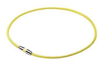 2d8eb16880 Amazon   ファイテン(phiten) ネックレス RAKUWA 磁気チタンネックレス ...