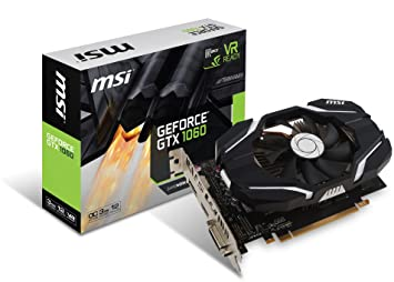 Amazon.com: MSI Video Card Graphic Cards G1060GX6SC tarjeta ...