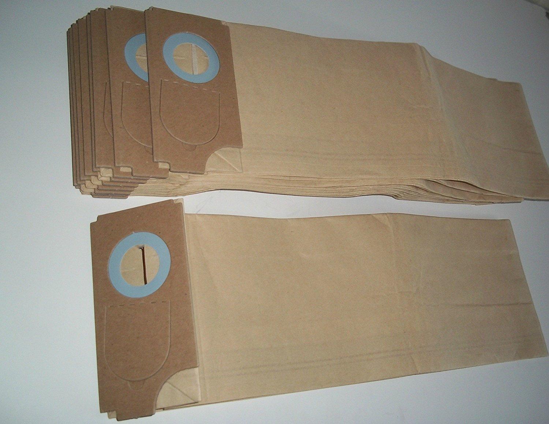 Trading Reliably - Set di 10 sacchetti di ricambio per aspirapolvere Sebo BS36/BS46, 350, 360, 450, 460, 1055 asuds-appliance-spares