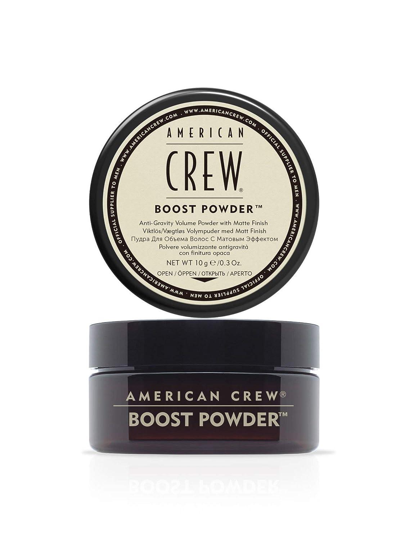American Crew Boost Powder Polvo Antigravedad para Volumen con Acabado Mate 10g