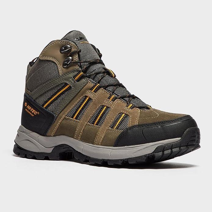 Hi Tec Garcia Sport Waterproof Boots Walking Hiking Trail Mens Trekking Shoes Mayzap Com