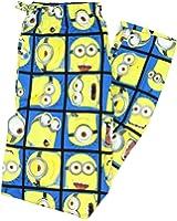 Despicable Me Minion Blocks Knit Graphic Sleep Lounge Pants
