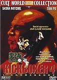 Kickboxer 4 - L'aggressore(cult world collection)