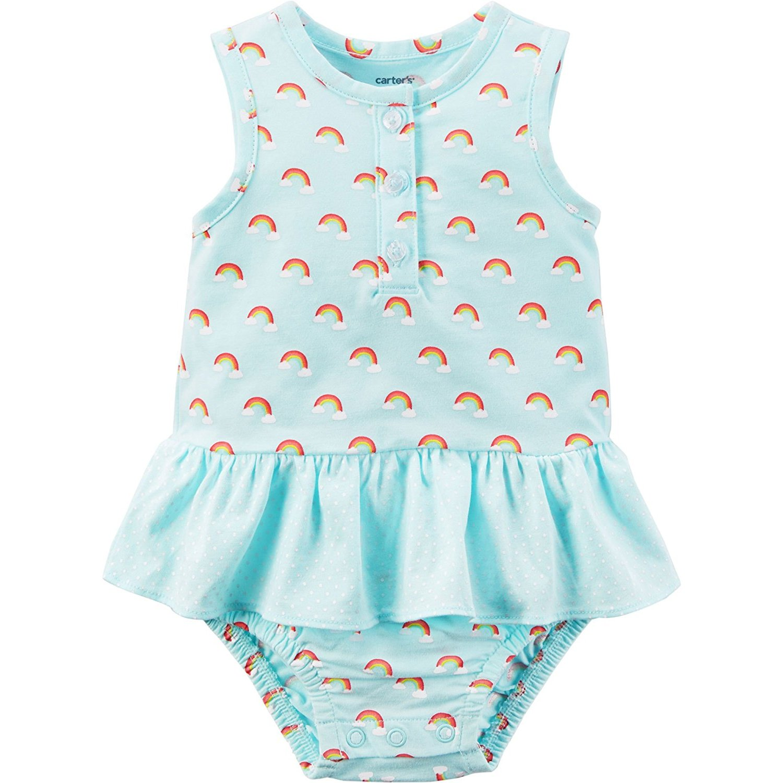 Carter's Baby Girls' Sunsuit