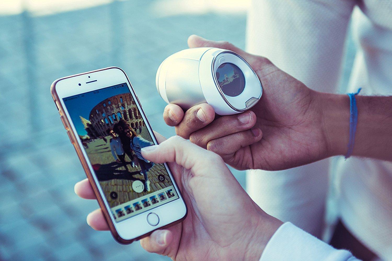 Tamaggo 360 LiveCam - 360 Kamera mit Live-Stream - Foto: Amazon.de ...