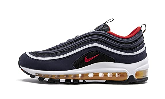 Nike Air Max 97 Midnight NavyHabanero Red A Classic