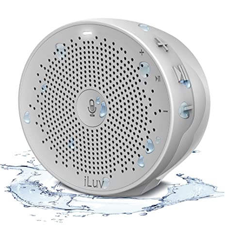 Review iLuv Aud Click Shower,