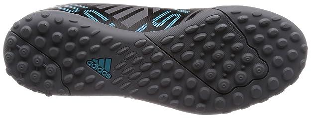 size 40 b3068 244f7 Adidas Nemeziz Messi Tango 17.4 TF J, Botas de fútbol Unisex Adulto,  (Gris Ftwbla Negbas 000), 38 2 3 EU  Amazon.es  Zapatos y complementos
