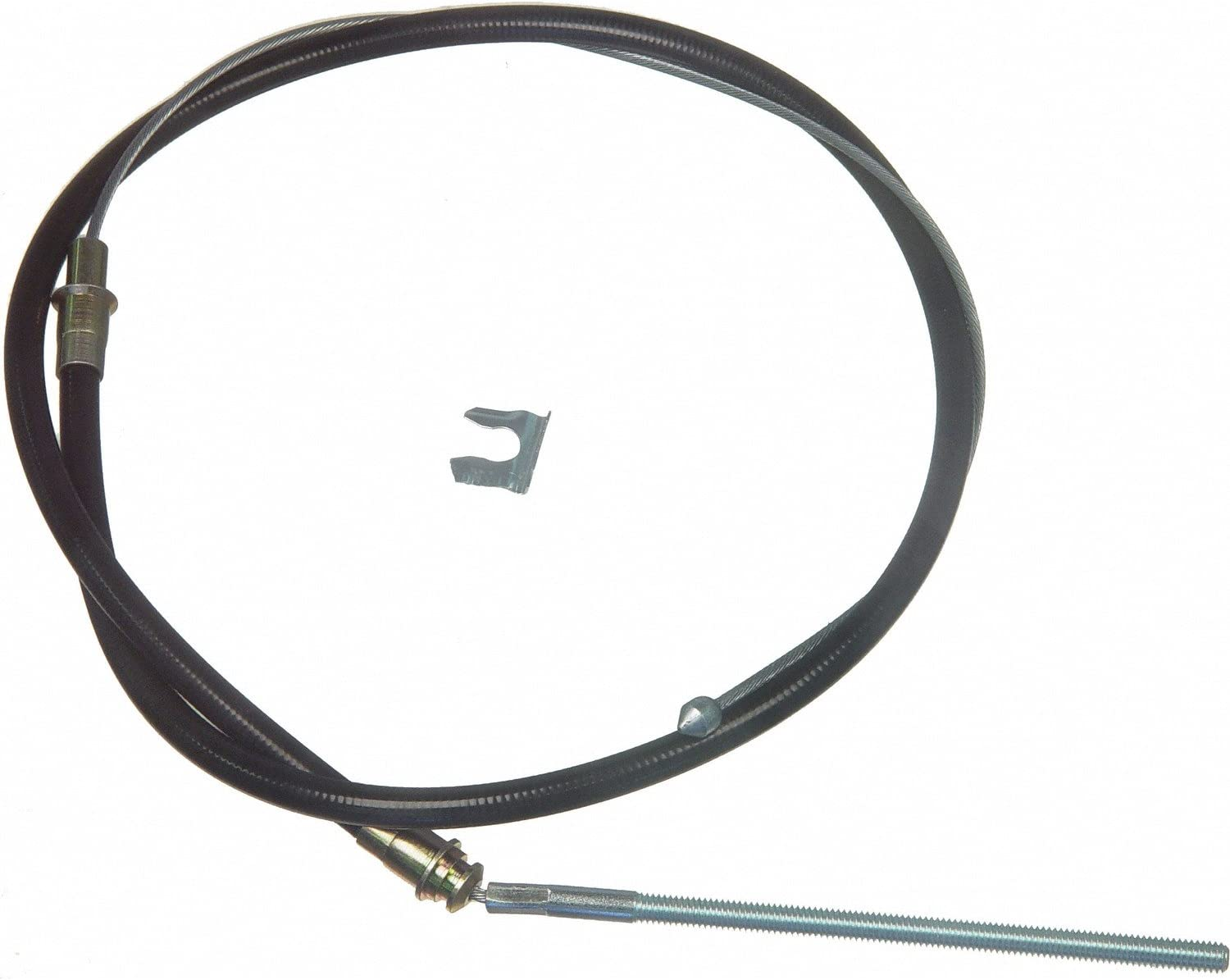 Front Wagner BC108776 Premium Parking Brake Cable