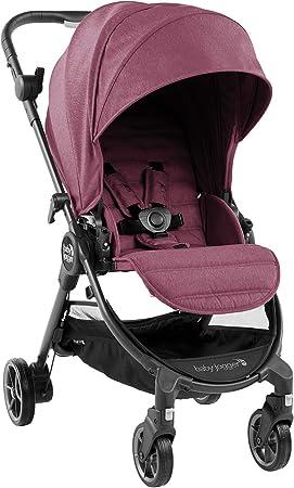 Oferta amazon: Baby Jogger City Tour LUX , color berenjena. Silla de paseo de uso desde nacimiento hasta 20,5 kg con plegado ultra compacto y muy ligero