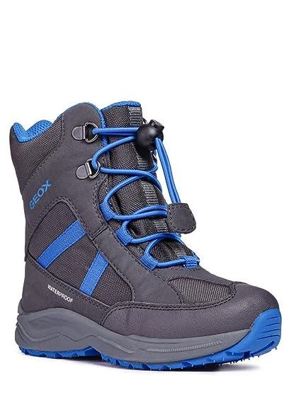 70e6dfbf50b54 Geox Boys  J847PD Alaska WPF Classic Boot  Amazon.co.uk  Shoes   Bags