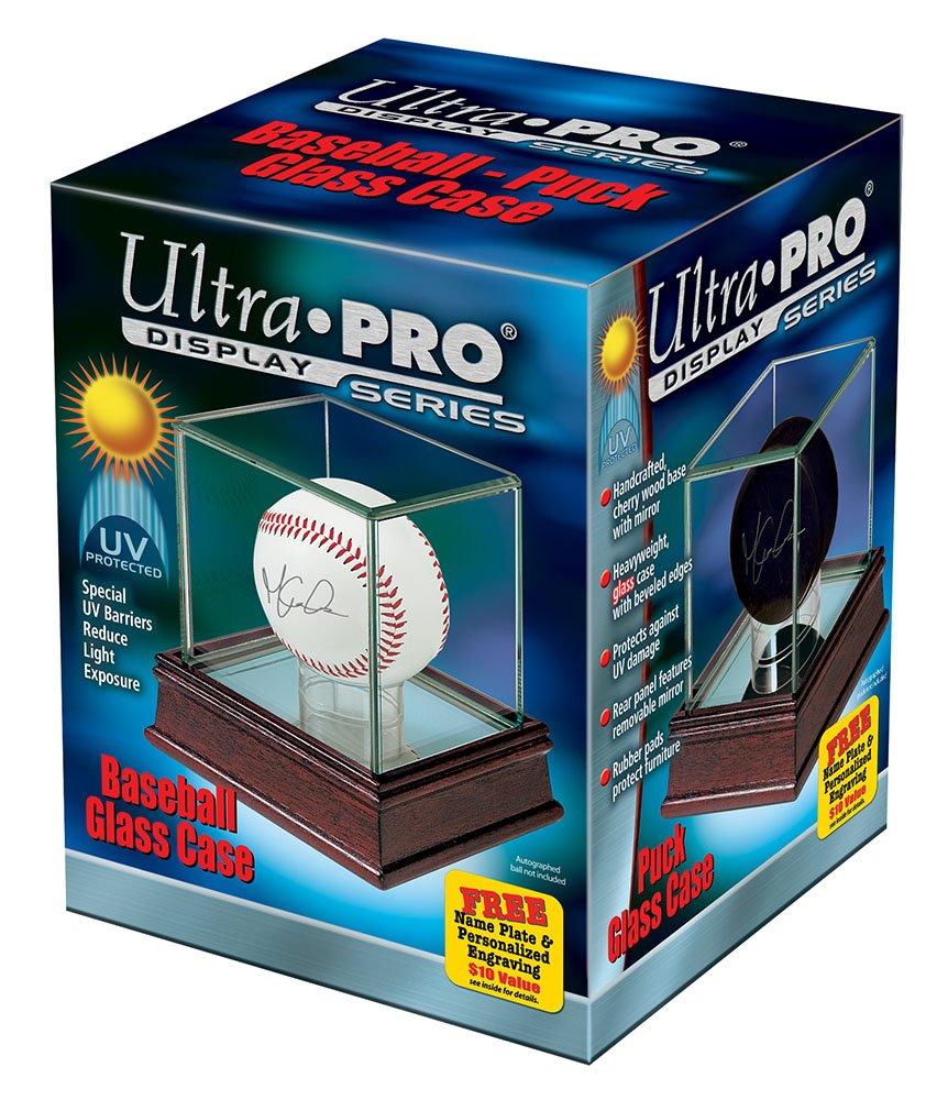 Ultra Pro Baseball Premium Glass Display