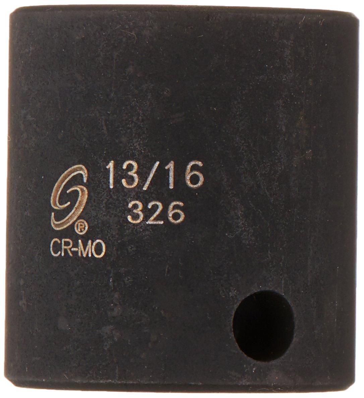 Sunex 326 3//8-Inch by 13//16-Inch Impact Socket Drive Sunex International