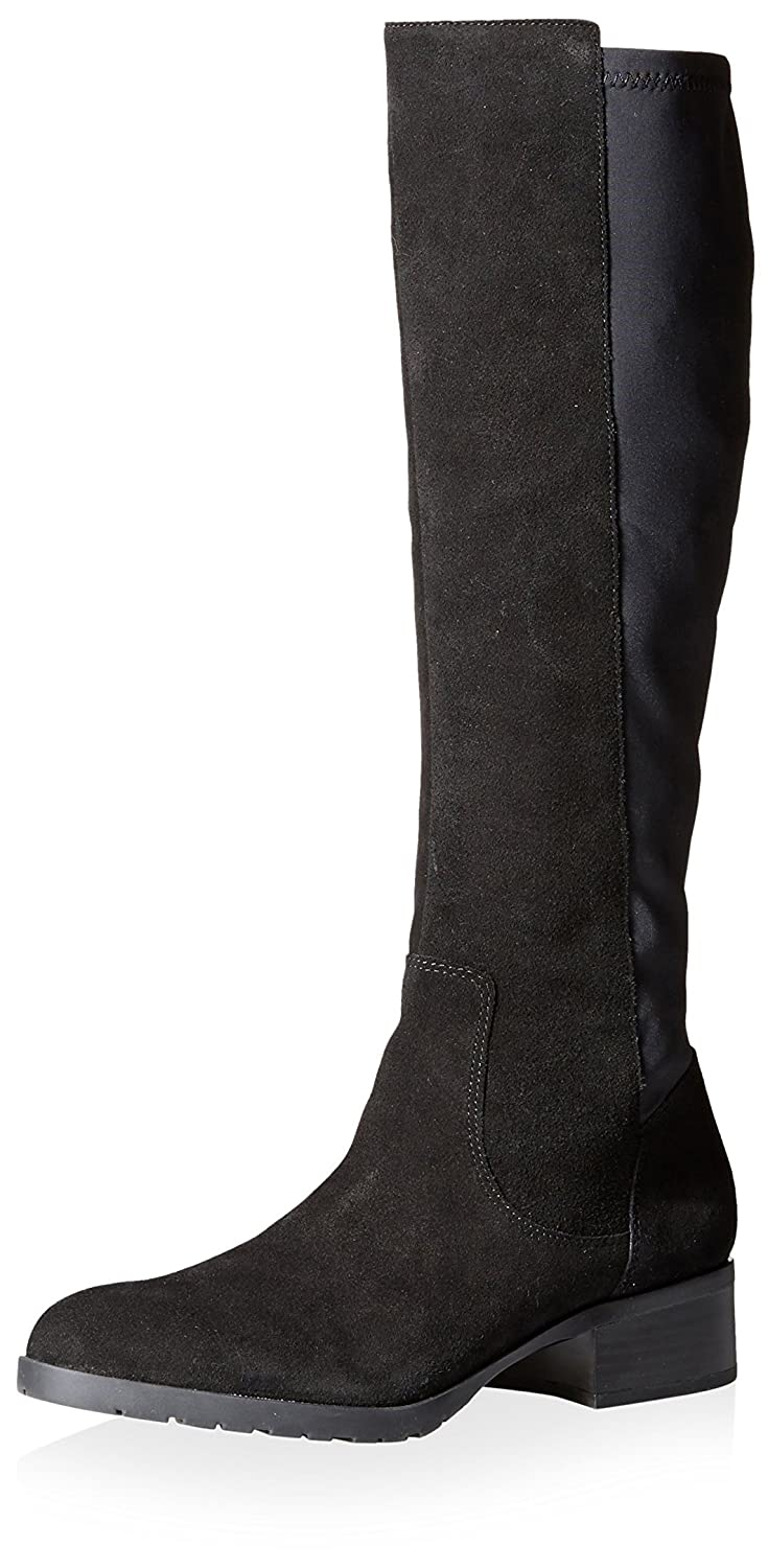 Donald J Pliner Women's 50/50 Tall Boot B01429R2QY 10 B(M) US|Black