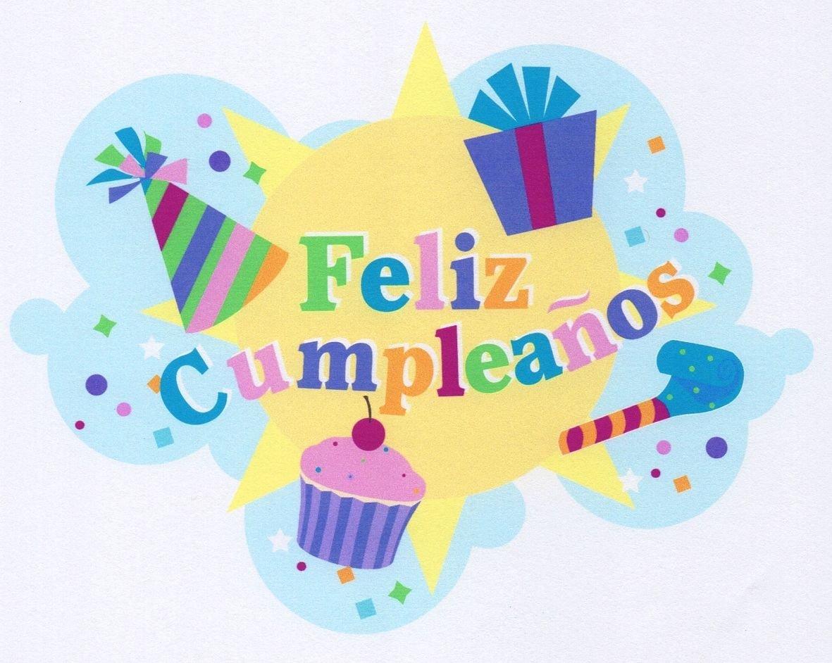 1/4 Sheet ~ Feliz Cumpleanos Sun ~ Edible Cake/Cupcake ...