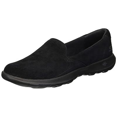 Skechers Women's Go Walk Lite Glam Loafer Flat | Walking