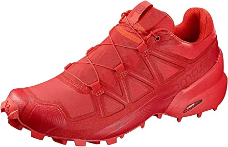 Salomon Speedcross 5 - Zapatillas de running para mujer, high risk ...