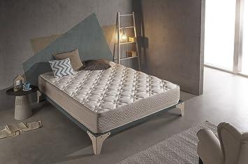 Living Sofa SIMPUR Relax: COLCHÓN VISCO Bio Extreme®|30 CM Grosor ERGONOMÍA| FIRMEZA Grado 7 Sobre 10 | 100% ATERMICO|Soporte Alta Durabilidad|COLCHÓN ...