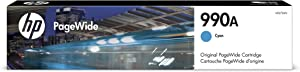 HP 990A   PageWide Cartridge   Cyan   M0J73AN