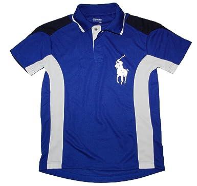 Ralph Lauren niños Activo Deportivo Big Pony Polo Malla 4 4T ...