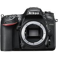 Nikon D7200 DX-Series Digital Body(Black)