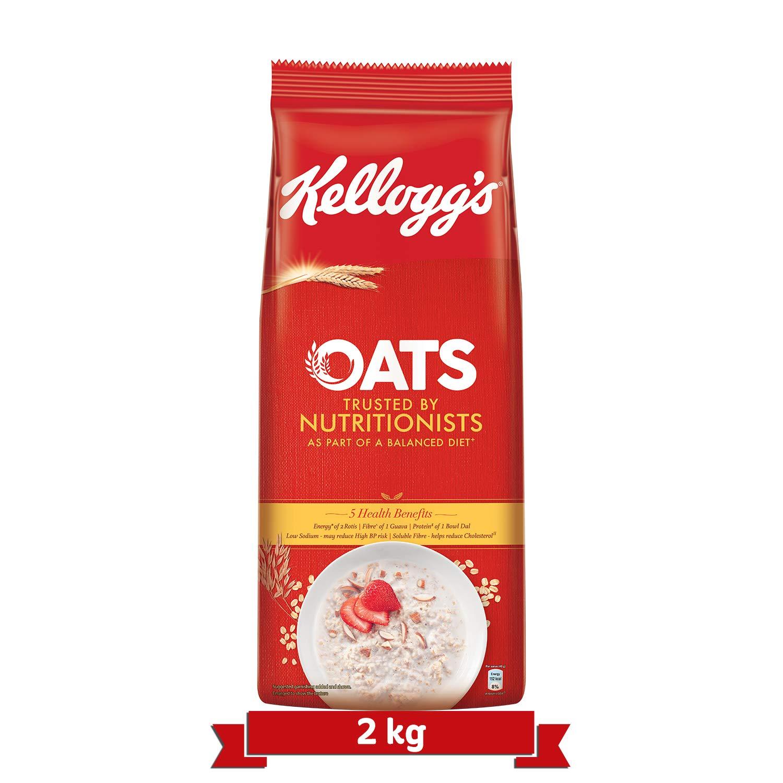 Kellogg's Oats Pouch, 2000 g