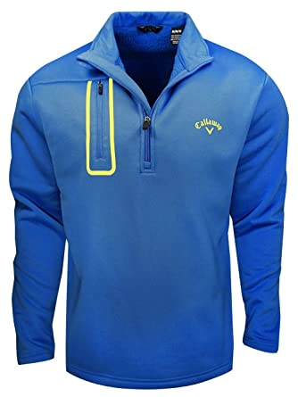 Callaway Golf- Heavy Fleece 1/4 Zip Pullover at Amazon Men's ...