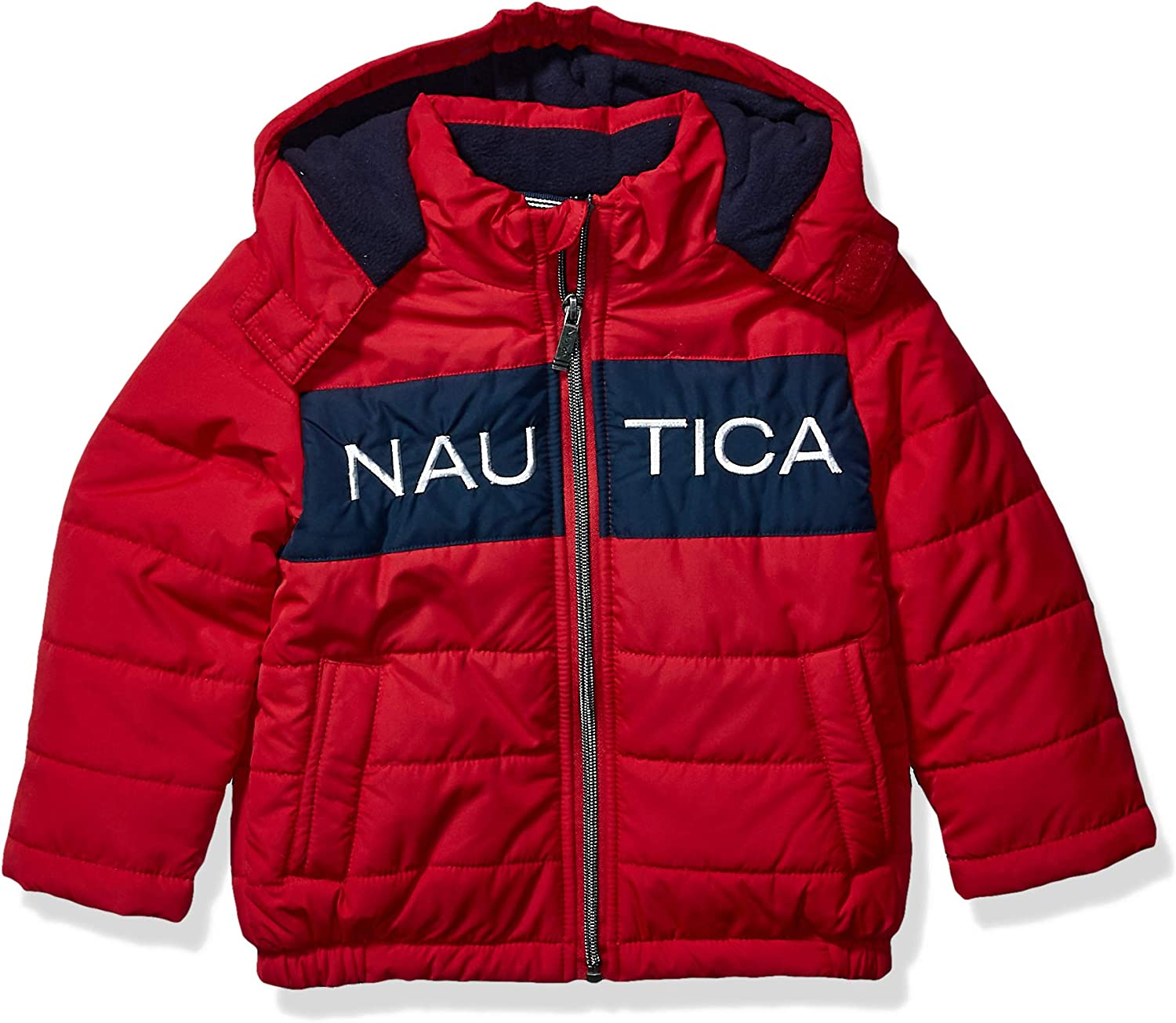 Nautica boys Helm Bubble With Storm Cuffs