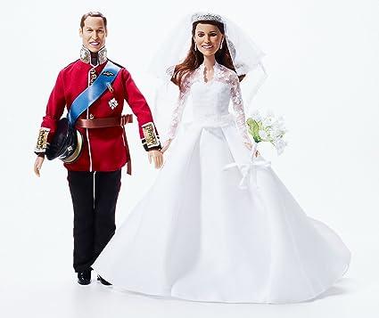 Amazon.com: Royal boda Muñecas | Princesa Catherine Doll de ...