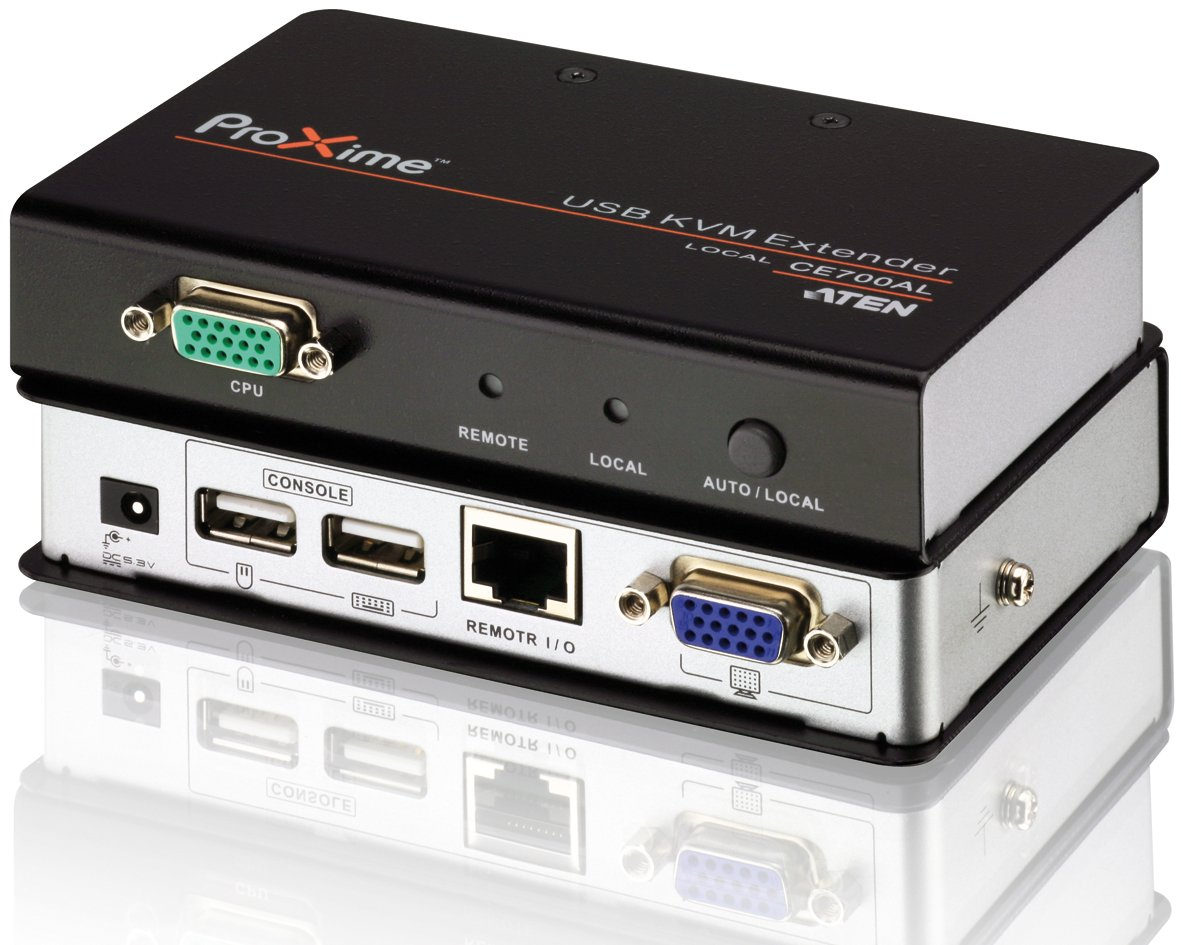 USB CAT5 Console Extender (up To 500FT.)