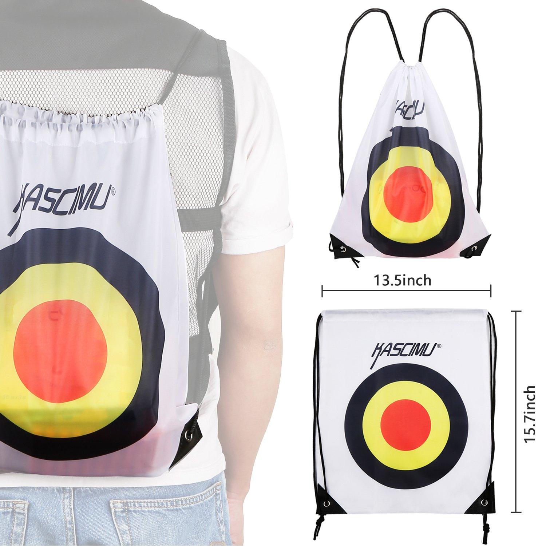 Amazon KASCIMU Tactical Vest Kit for Nerf Guns N Strike Elite