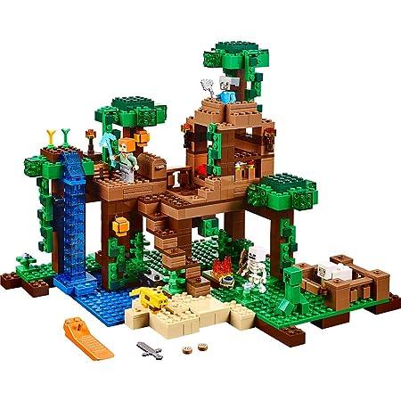 LEGO Minecraft The Jungle Tree House 21125 by LEGO