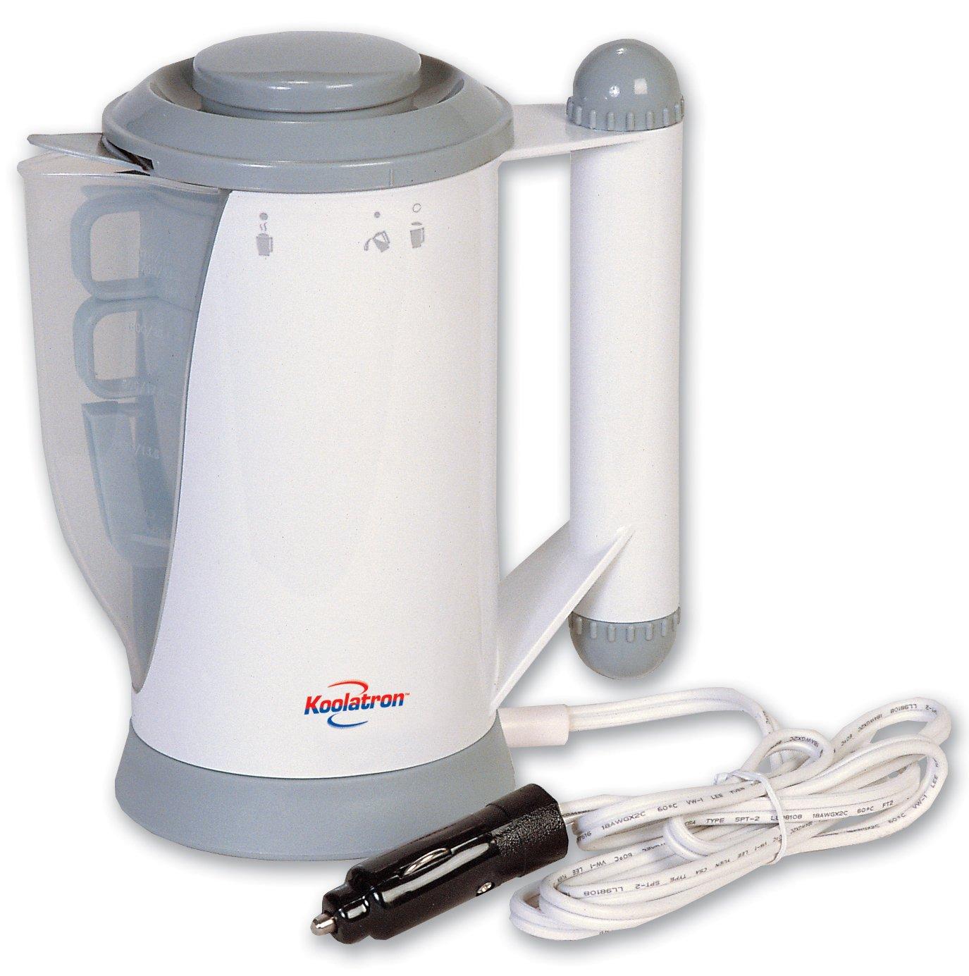 Koolatron 401-053 Black 12 Volt Auto Beverage Heater 401053