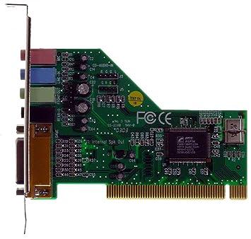 Tarjeta de sonido PCI Oasis 03v -0 CMI8738: Amazon.es ...