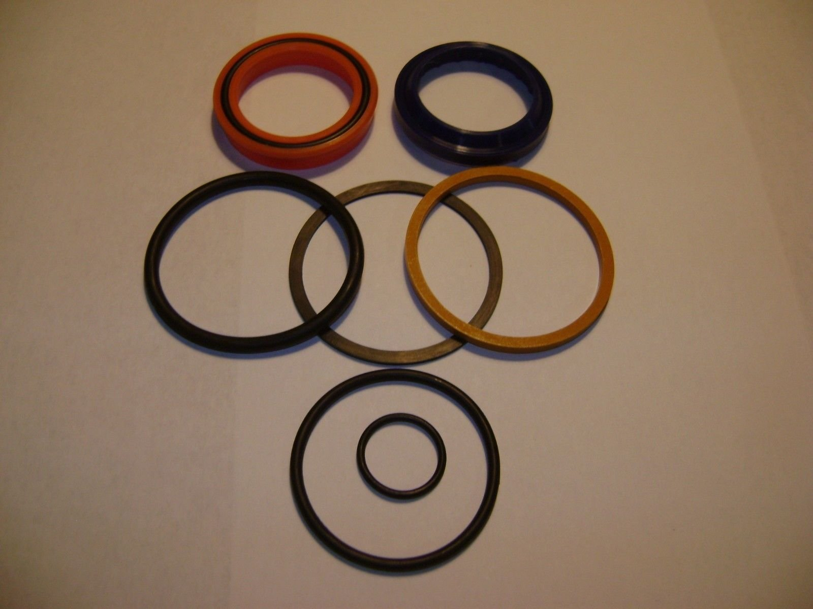 NMD BRAND 6504959 7137769 LOADER LIFT HYDRAULIC CYLINDER SEAL KIT FITS BOBCAT 300 444 500 520 530 533 540 543 610 611 620 630 631 632 640 642 643 700 720 721 722 730 731 732 740 741 742 743 800 OS175