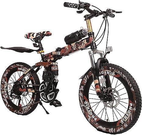 Wangkai Bicicleta Montaña Amortiguador Hidráulico Delantero y ...