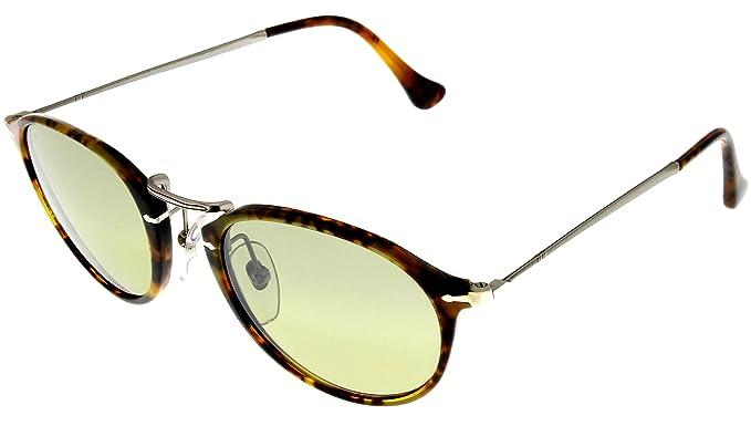 Amazon.com: Persol anteojos de sol unisex polarizadas la ...