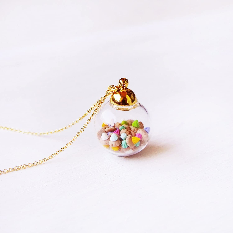 Kawaii jewelry Mini Lemon Ice Tea Glasses Pendant,miniature food Charms,food jewelry,mini drinks ice cold ice tea sweet tea pendants