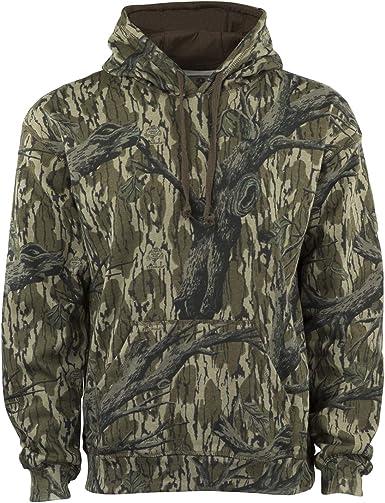 Mossy Oak Hoodie men/'s size sweatshirt hunting fishing deer camo pink jumper