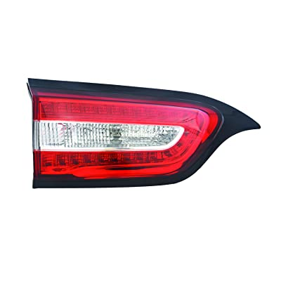 TYC 17-5476-00 Reflex Reflector: Automotive