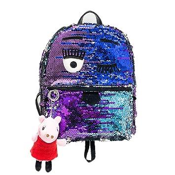 Tianba Cuero Mujer Mochilas Juvenil Trekking Bolsas Grandes Impermeable Backpack Moderna Clasicas Bolsa De Estudiante Moda Casual Mochila Diaria: Amazon.es: ...