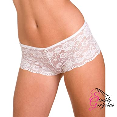 fc572e7f360f Simply Gorgeous Ladies French Knickers UK 10-12 USA 6-8 EU 36-