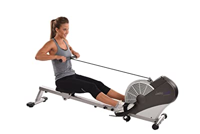 tamina Air Rower (Black, Chrome) review