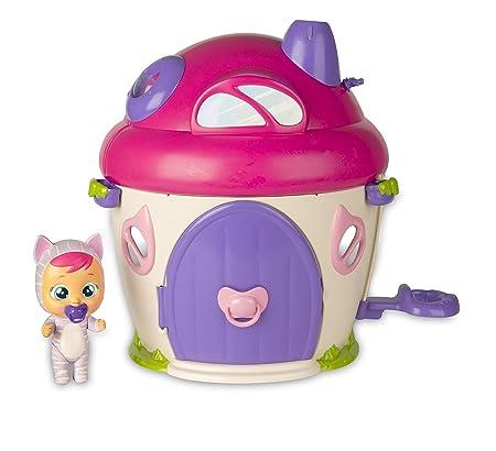 Amazon.es: IMC Toys - Bebés Llorones Lágrimas Mágicas La Mega casa ...