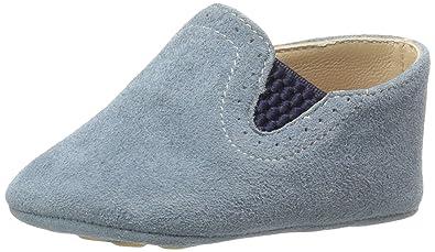 Baby Sleepers Crib Shoe, Gray
