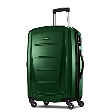 Samsonite Winfield 2 Hardside 24  Luggage, Emerald Green
