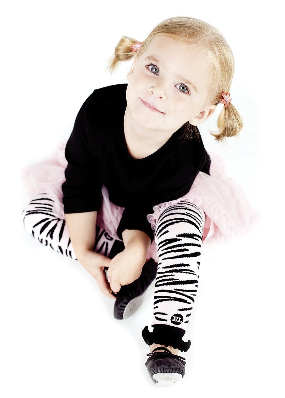 BabyLegs Leg Warmers Zappy Zebra